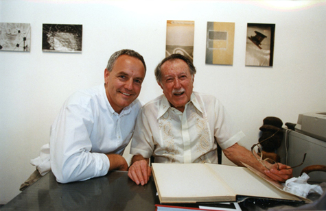Craig Krull and Julius Shulman