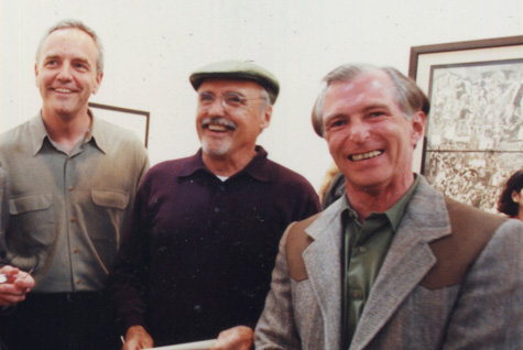 Craig Krull, Dennis Hopper, and Stephen Aldrich, 2002