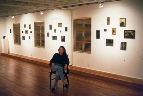 Karen Hirshan at Turner Krull Gallery, 1992
