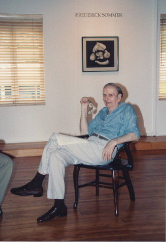 Frederick Sommer at Turner Krull Gallery, 1992