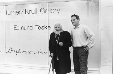 Craig Krull and Edmund Teske, 1993