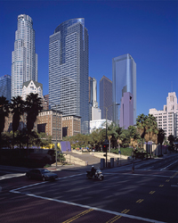 JULIUS SHULMAN - JUERGEN NOGAI - Perishing Square, Los Angeles, CA, 2008